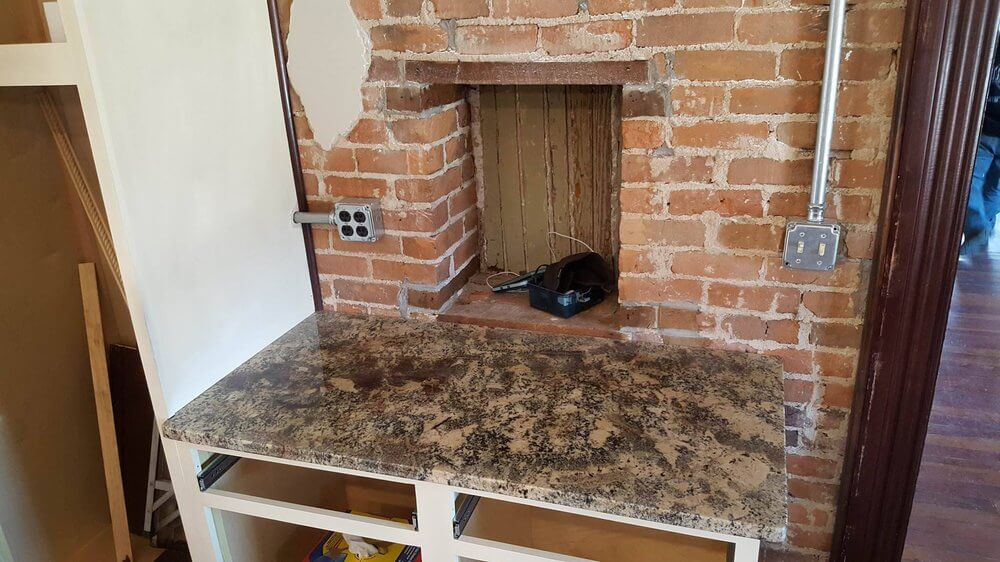 Countertop for Remodel in Marion IL