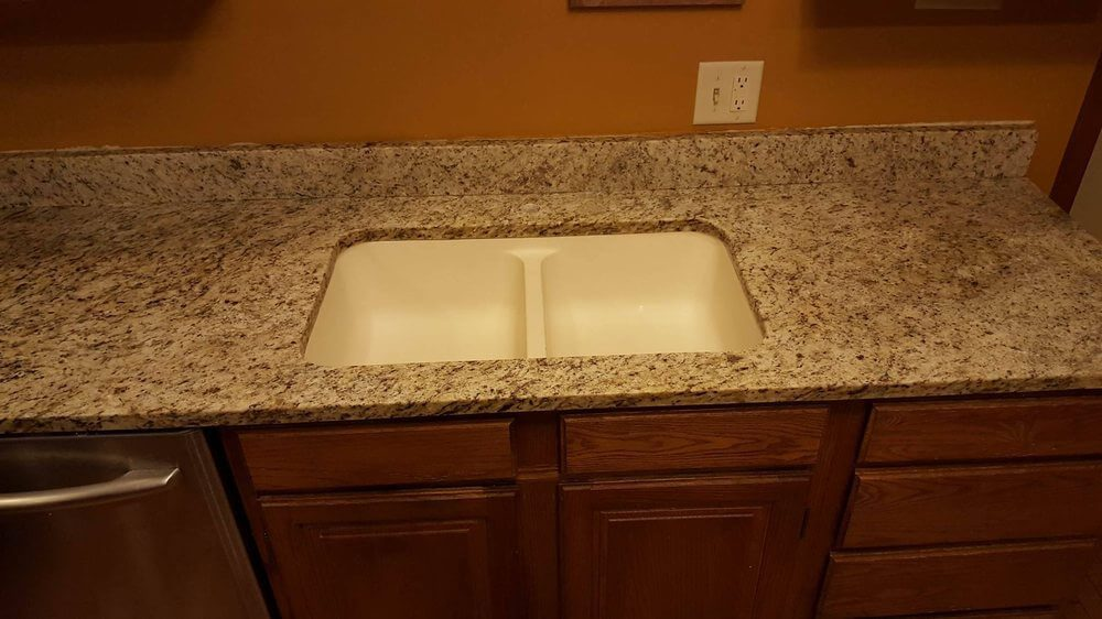 Countertop for Sink in Marion IL
