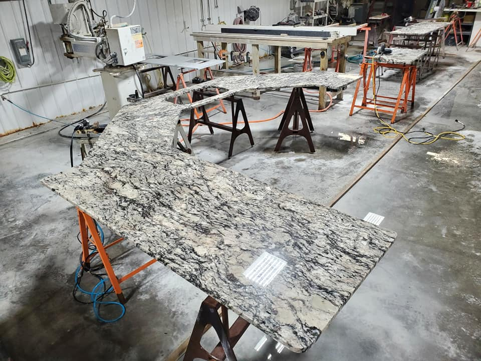 Large Countertops in Marion IL
