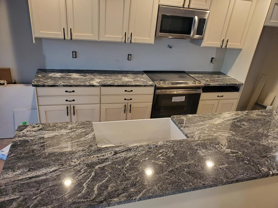 Countertops for Kitchen Remodel in Marion IL